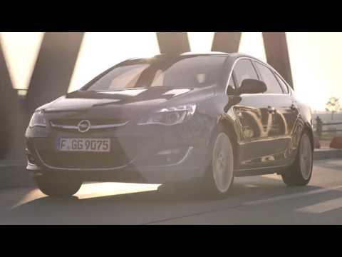 Opel Astra J Sedan Седан класса C - рекламное видео 3