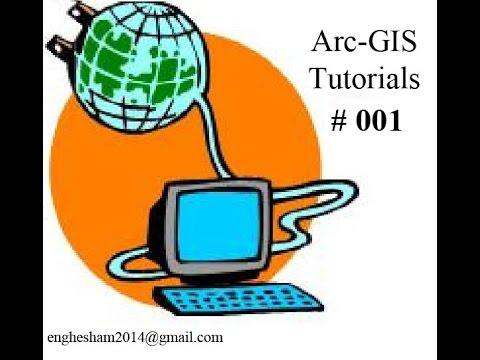 Course Arc-GIS No. 001 بالعربي - YouTube