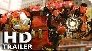 AVENGERS: INFINITY WAR Official Final Trailer Teaser (2018) Marvel Superhero Movie HD