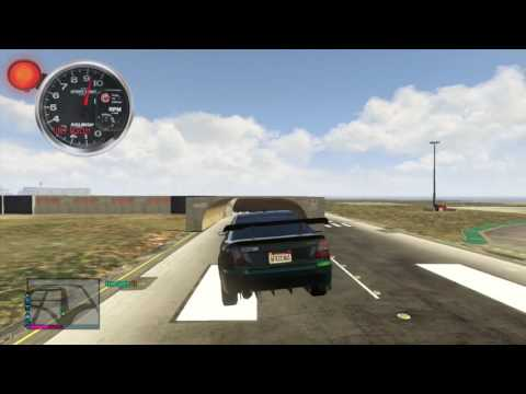 GTA 5 - Drifting With African Engne
