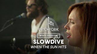 "Slowdive perform ""When the Sun Hits"" - Pitchfork Music Festival 2014"