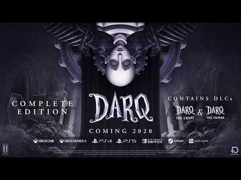 開發商Feardemic宣佈《DARQ 完全版》將於今年12月內登陸 0
