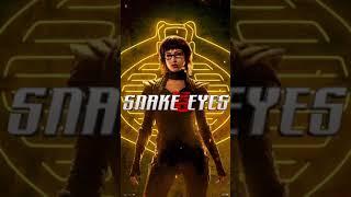 Snake Eyes - Baroness Motion Poster