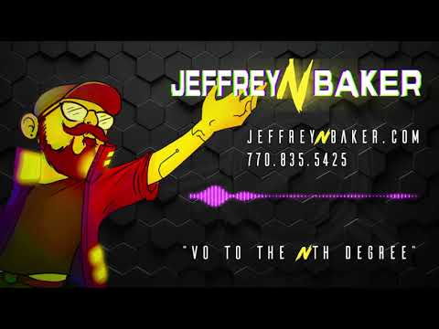 Character Voice Over Demo by Jeffrey N Baker