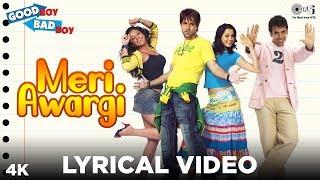 Meri Awargi Lyrical - Good Boy Bad Boy | Tusshar   - YouTube