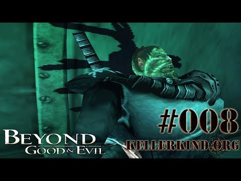 Grausige Entdeckung ★ #008 ★ We play Retro-Sonntag: Beyond Good and Evil [HD|60FPS]