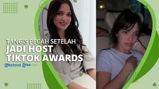 Akui Kesalahan & Kecewa pada Diri Sendiri, Nia Ramadhani Menangis setelah Jadi Host di TikTok Awards