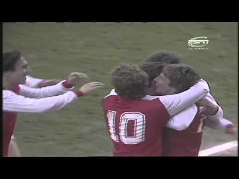 Arsenal v Aston Villa 1982 83 FA Cup Quarter Final