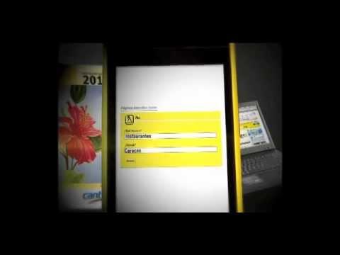 Video of Páginas Amarillas Venezuela