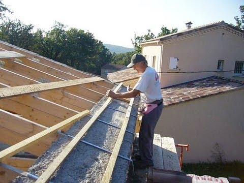 Comment construire genoise toiture ? La réponse est sur Admicile.fr