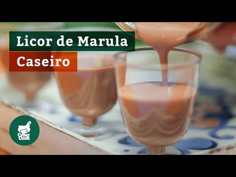 Licor de Marula Caseiro