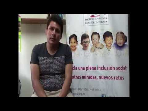 Watch videoApoyo a recién nacidos con síndrome de Down en Perú