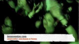 David Guetto Panama City Panama Concert Live 2011 -Part 4