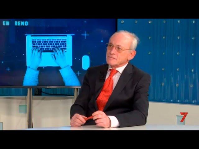 """Entrevista a Beltrán Calvo en """"Espacio Innovación"""" el programa de 7 TV Andalucía"""