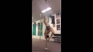 Pole dancing - training videos - BamBam