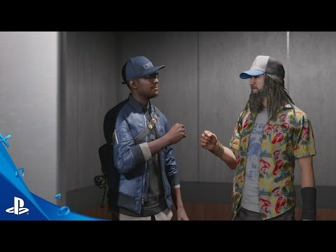 Mäng Watch Dogs 2, PS4