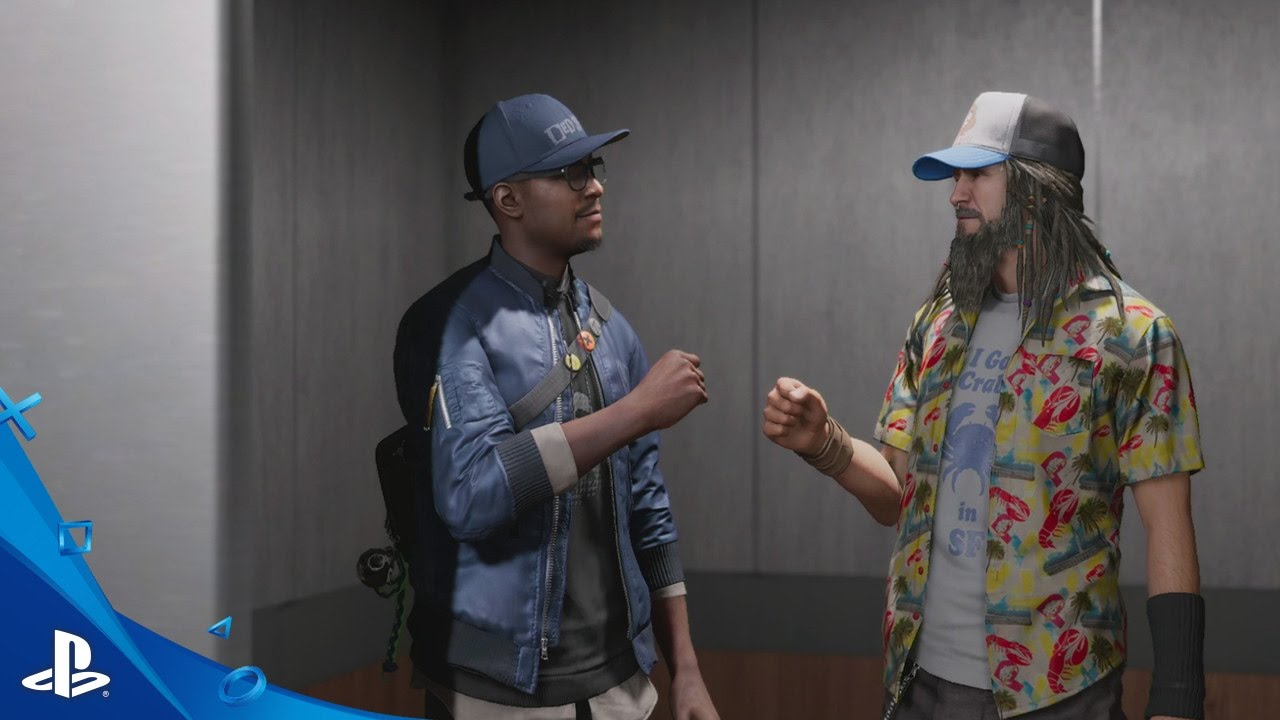 Revelado Novo Trailer de História de Watch Dogs 2