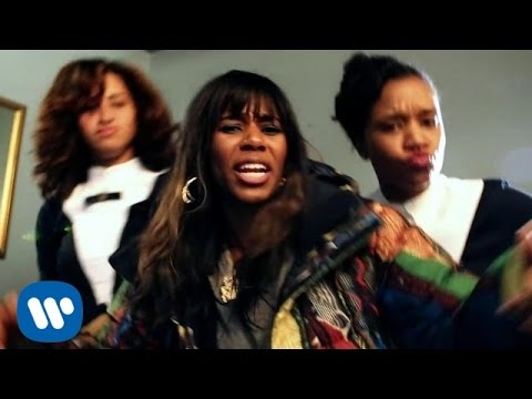 Girls performed by Santigold