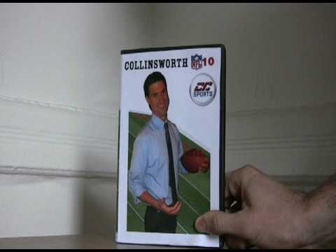 Football Fans — Here's Collinsworth NFL 10