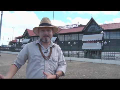 Trilhando a História em Manaus  - Gente de Opinião