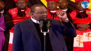 Uhuru challenges MPs and AG to hasten the copyright bill