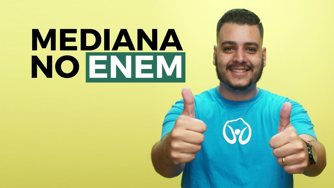 Mediana no Enem 2018