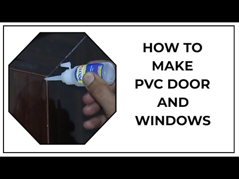CA Glue for PVC Door and Window
