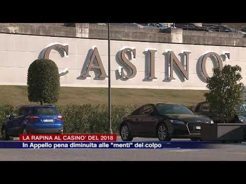 """Etg - Rapina al Casinò, pena ridotta in Appello alle due """"menti"""" del colpo"""