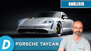 Porsche Taycan: ¿mejor que un Tesla Model S? | Diariomotor