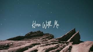 Daniel Blake - Here With Me