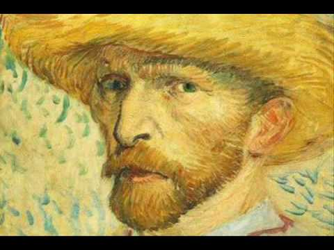 The Crazy Redhead:The story of Van Gogh