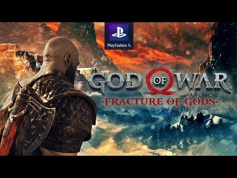 GOD OF WAR Fracture Of Gods Trailer Full HD for PS5