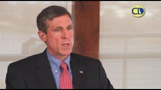 preview picture of video 'Congressman John Carney: The Economy'