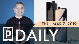 OnePlus 7 video renders, Galaxy S10 booming sales & more