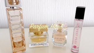 Parfum Haul / Parfumliebe deutsch HD Adios Parfumallergie ;)