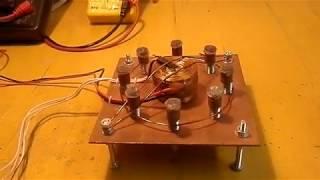 Repulsive Magnetic Levitation - Simple Design
