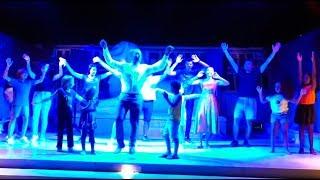 Египетские ночи! Аминка Витаминка поёт на шоу в Египте 🎤 Aminka Vitaminka