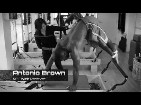 אנטוניו בראון באימון רפורמר