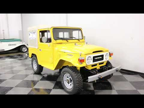 Video of '80 Land Cruiser FJ - MDKQ