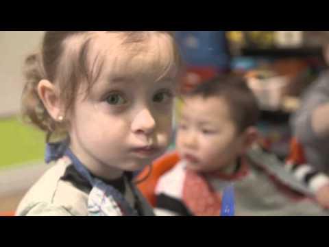 Le quotidien des intervenantes en petite enfance dans les services de garde