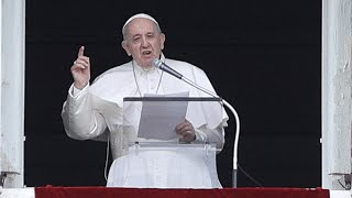 video: Video: Pope Francis calls for end to fighting in Israel and Gaza