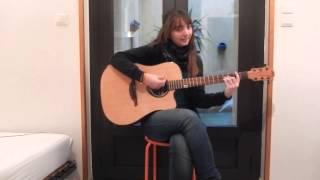 Flaurei interprets Bye Bye (by BB Brunes)