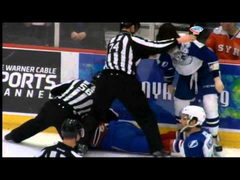 Philippe Paradis vs. Mike Blunden