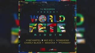 World Fete Riddim 'DJ Madness' 2017 DanceHall