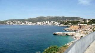 preview picture of video 'Porto PI - Mallorca 2009'