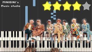 BTS (방탄소년단) - IDOL [Easy Piano Cover]