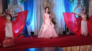 tu aata hai seene mein Bride & Groom Dancing by 9953180896