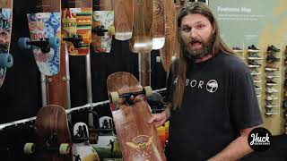 First Look At Arbor Skateboards For 2020 At The Outdoor Retailer Snow Show 2020.