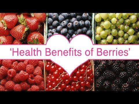 Video Health Benefits Of Berries - Berries The Wonder Food