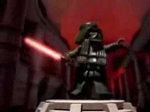 "Lego ""Star Wars"" Animation"